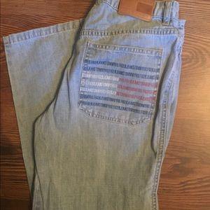 Tommy Hilfiger Jeans - Tommy Hilfiger capris size 6